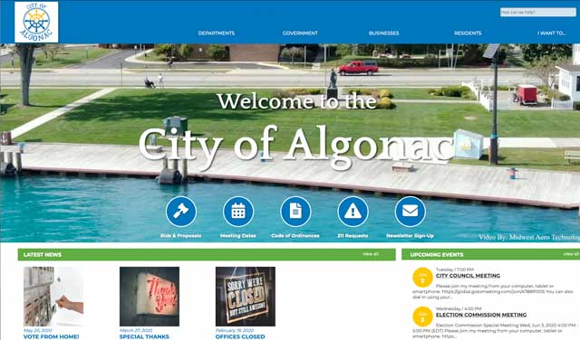 Case Study image - Algonac Michigan
