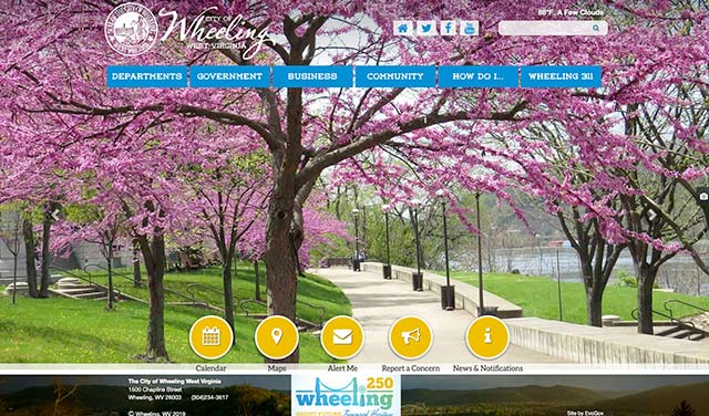 Case Study image - Wheeling West Virginia